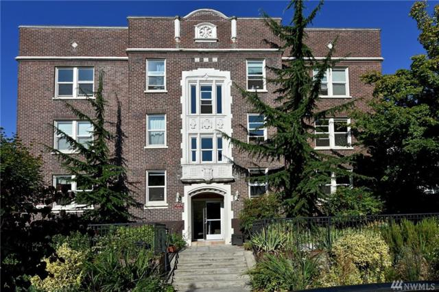 715 24th Ave #204, Seattle, WA 98122 (#1173004) :: Keller Williams - Shook Home Group