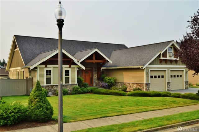 1337 W Park St, Lynden, WA 98264 (#1173055) :: Homes on the Sound