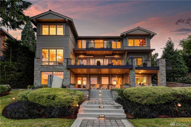 7406 N Mercer Wy, Mercer Island, WA 98040 (#1173627) :: Ben Kinney Real Estate Team