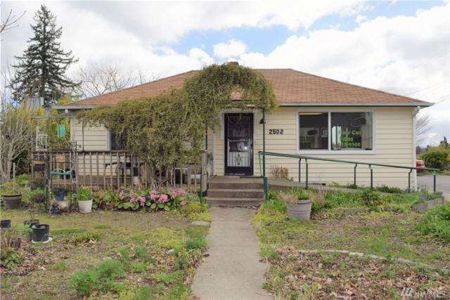 2502 Perry Ave NE, Bremerton, WA 98310 (#1173896) :: Mike & Sandi Nelson Real Estate