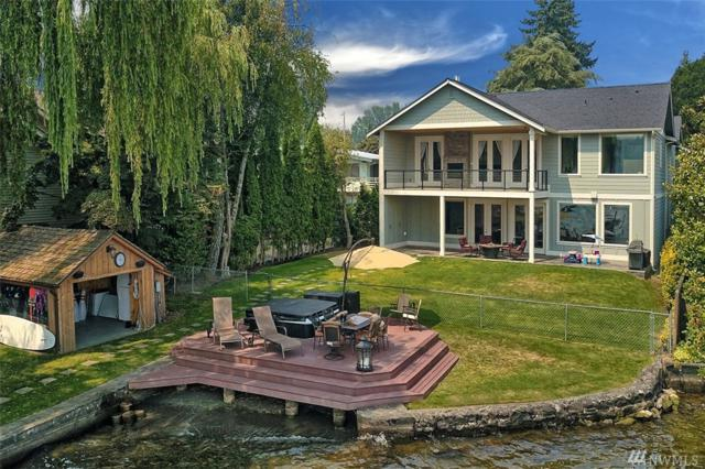 4712 NE Shore Place, Lake Forest Park, WA 98155 (#1173947) :: Ben Kinney Real Estate Team