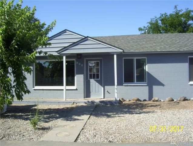922 E Alderwood Dr, Moses Lake, WA 98837 (#1174106) :: Ben Kinney Real Estate Team