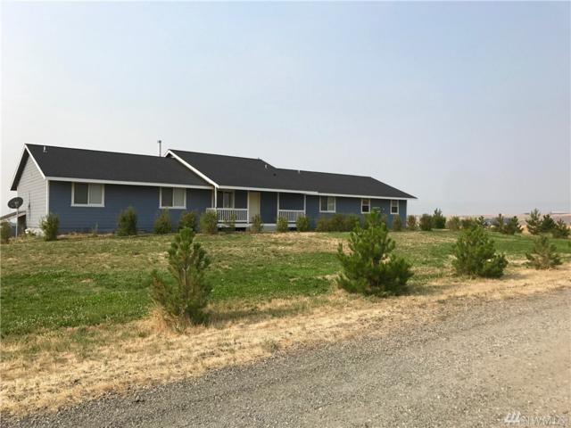 2353 Lower Green Canyon, Ellensburg, WA 98926 (#1174409) :: Ben Kinney Real Estate Team