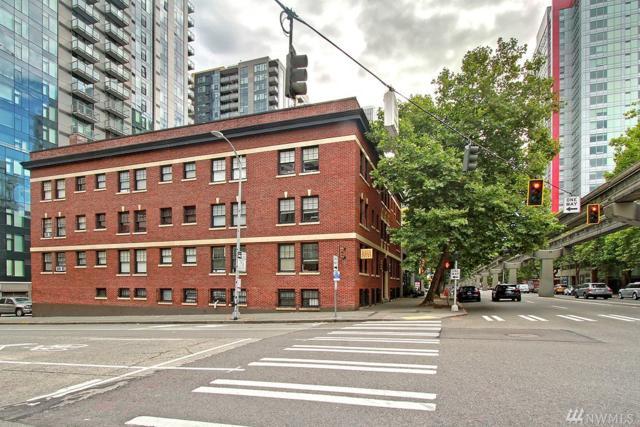 2132 5th Ave #009, Seattle, WA 98121 (#1176940) :: Ben Kinney Real Estate Team