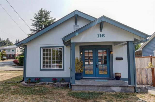 116 Puget St NE, Olympia, WA 98506 (#1177071) :: Northwest Home Team Realty, LLC