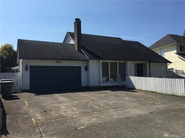 2427 Hickory Ave, Longview, WA 98632 (#1177677) :: Homes on the Sound