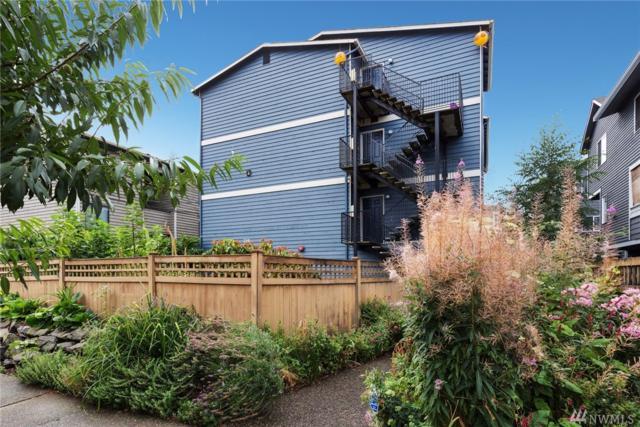 735 N 95th St #8, Seattle, WA 98103 (#1177854) :: Keller Williams - Shook Home Group