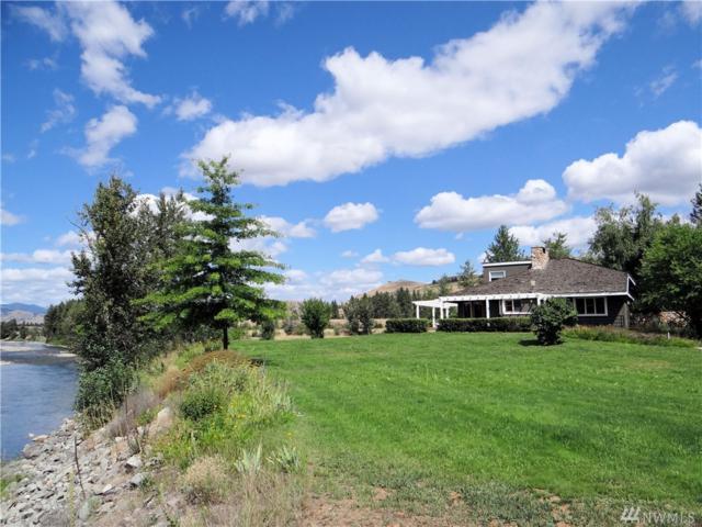12 Lewisia Rd, Winthrop, WA 98862 (#1177858) :: Ben Kinney Real Estate Team