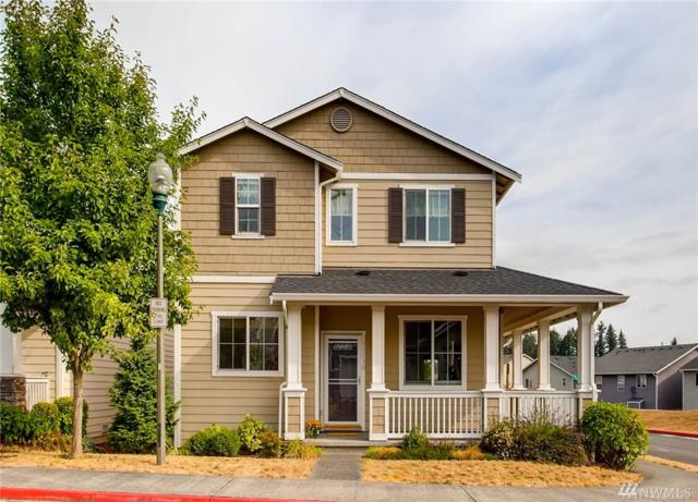 11730 SE 239th Place #36, Kent, WA 98031 (#1177981) :: Keller Williams - Shook Home Group