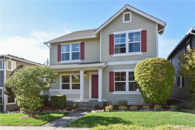 22922 NE 87th Place, Redmond, WA 98053 (#1178033) :: Ben Kinney Real Estate Team