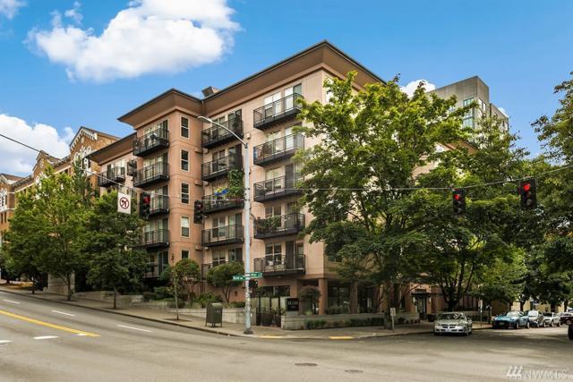 1323 Boren Ave #210, Seattle, WA 98101 (#1178360) :: Keller Williams - Shook Home Group