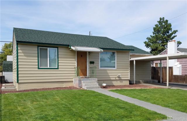 41 F St SE, Ephrata, WA 98823 (#1178582) :: Ben Kinney Real Estate Team