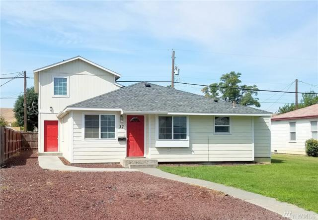 37 G St SE, Ephrata, WA 98823 (#1178585) :: Real Estate Solutions Group