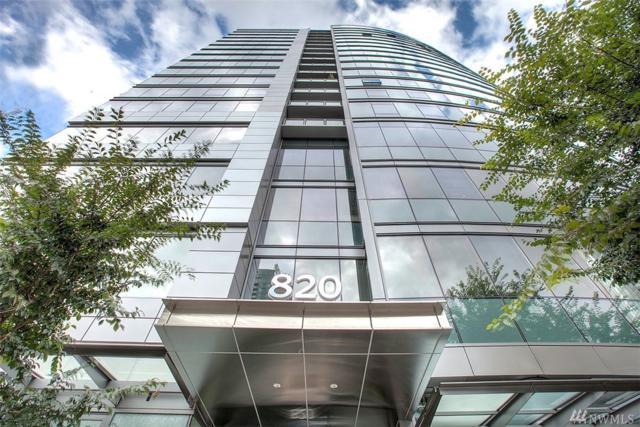 820 Blanchard St #1204, Seattle, WA 98121 (#1178903) :: Alchemy Real Estate