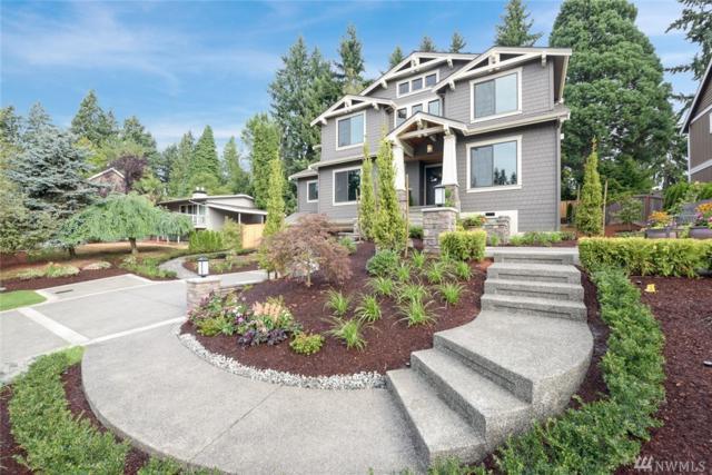 9834 NE 22nd St, Bellevue, WA 98004 (#1179421) :: Keller Williams - Shook Home Group
