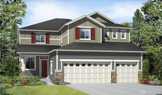 6078 S 301st (Lot 2) St, Auburn, WA 98001 (#1179619) :: Keller Williams - Shook Home Group