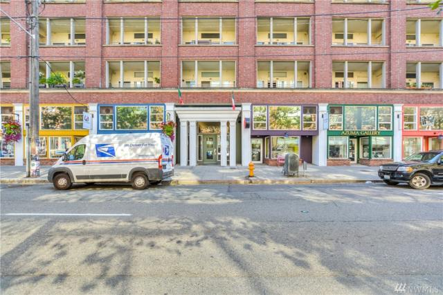 526 1st Ave S #312, Seattle, WA 98104 (#1179702) :: Alchemy Real Estate