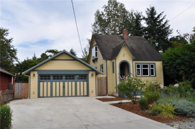 9844 42nd Ave SW, Seattle, WA 98136 (#1179821) :: Ben Kinney Real Estate Team