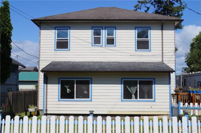 409 O St, Hoquiam, WA 98550 (#1179942) :: Ben Kinney Real Estate Team