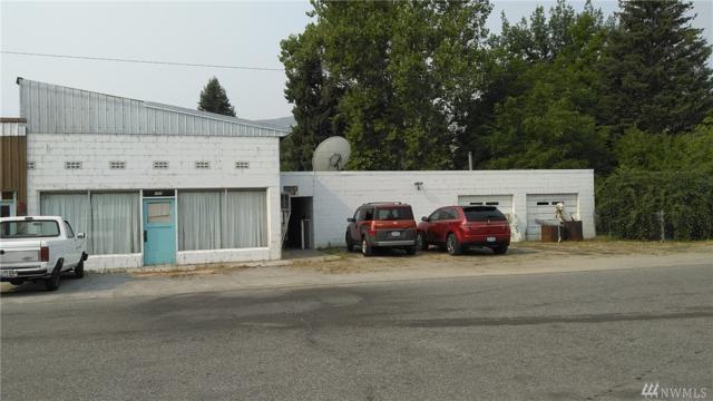 1518 Foster Ave, Bridgeport, WA 98813 (#1179948) :: Ben Kinney Real Estate Team