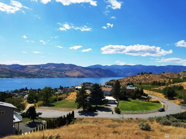 211 Pinnacle Place, Chelan, WA 98816 (#1179986) :: Homes on the Sound