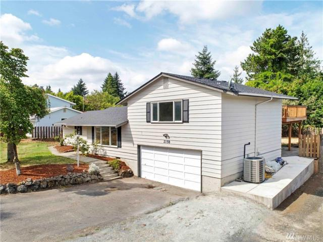 2158 Lincoln Ave SE, Port Orchard, WA 98366 (#1180035) :: Mike & Sandi Nelson Real Estate