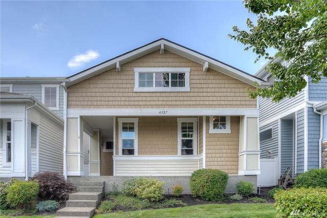 4327 Crestone St NE, Lacey, WA 98516 (#1180169) :: Northwest Home Team Realty, LLC