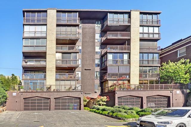 320 E Melrose Ave E #205, Seattle, WA 98102 (#1180843) :: Homes on the Sound