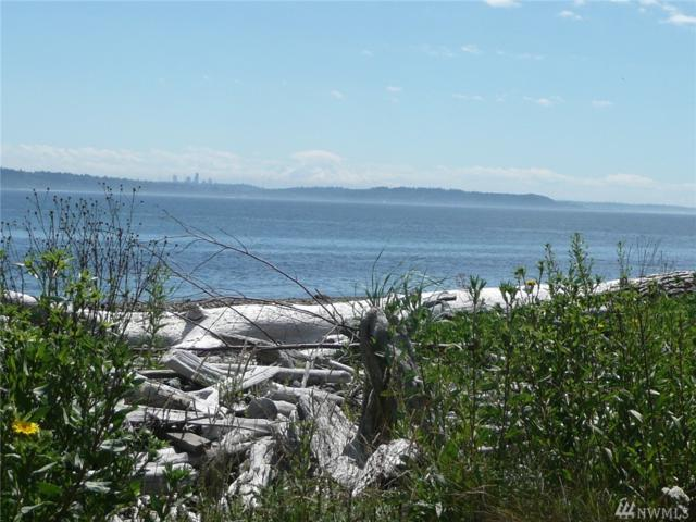 50-lot President Point Rd NE, Kingston, WA 98346 (#1181504) :: Homes on the Sound