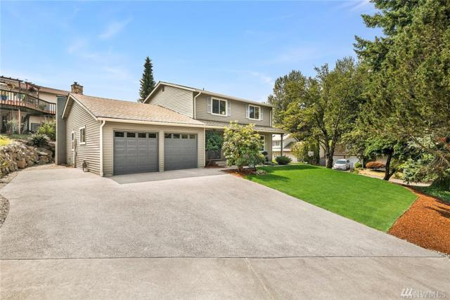 12303 SE 46th Ct, Bellevue, WA 98006 (#1181570) :: Homes on the Sound