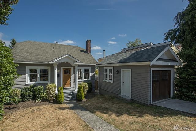 900 W Emerson St, Seattle, WA 98119 (#1181760) :: Ben Kinney Real Estate Team