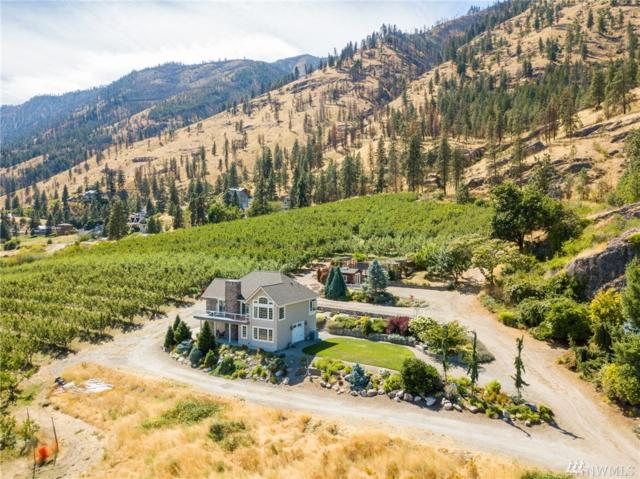 15155 S Lakeshore Rd, Chelan, WA 98816 (#1182248) :: Ben Kinney Real Estate Team
