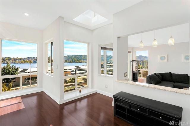 2121 Westlake Ave N #301, Seattle, WA 98109 (#1182820) :: Ben Kinney Real Estate Team