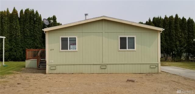 4815 Airway Dr NE #177, Moses Lake, WA 98837 (#1183545) :: Real Estate Solutions Group