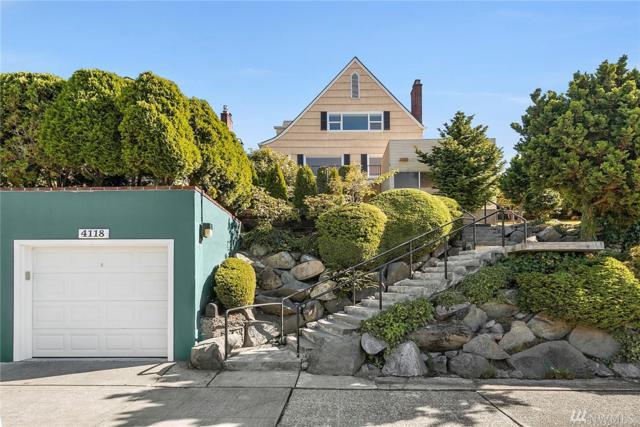 4118 42nd Ave NE, Seattle, WA 98105 (#1184154) :: Ben Kinney Real Estate Team