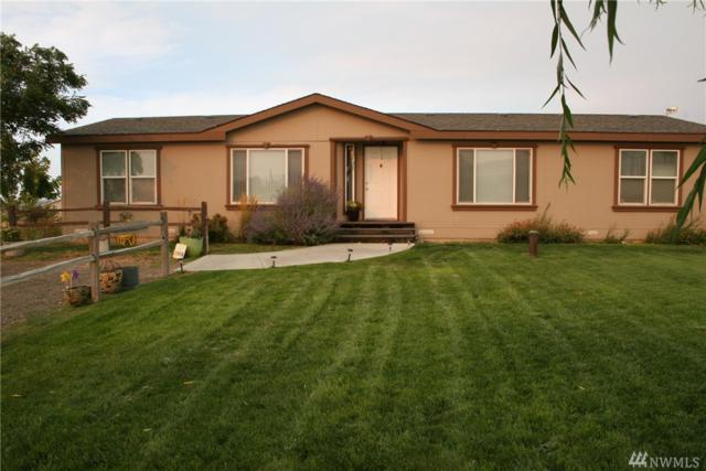 8205 SE E.5 Rd, Othello, WA 99344 (#1184368) :: Homes on the Sound