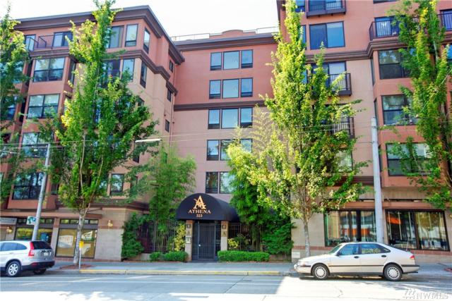 323 Queen Anne Ave N #607, Seattle, WA 98109 (#1184418) :: Beach & Blvd Real Estate Group