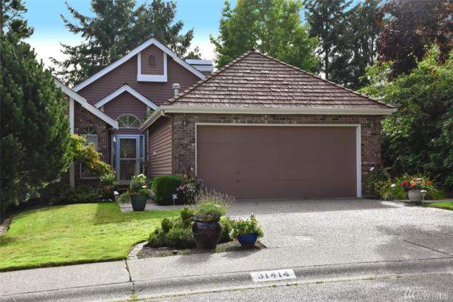 31414 47th Place SW, Federal Way, WA 98023 (#1184466) :: Ben Kinney Real Estate Team