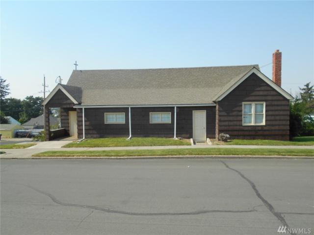 208 W 4th Ave, Ritzville, WA 99169 (#1186195) :: Ben Kinney Real Estate Team