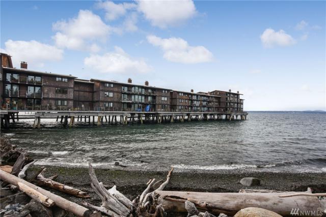 3717 Beach Dr SW #114, Seattle, WA 98116 (#1186313) :: Ben Kinney Real Estate Team