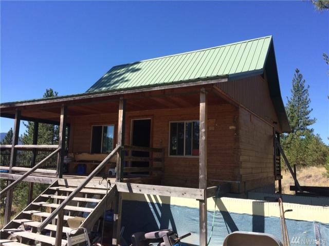 151-b Cape Labelle Rd B, Tonasket, WA 98855 (#1186325) :: Ben Kinney Real Estate Team
