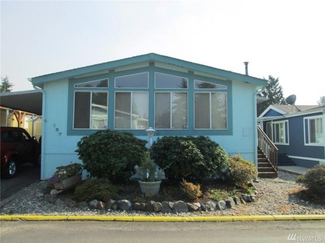 5900 64th St NE #157, Marysville, WA 98270 (#1186617) :: Ben Kinney Real Estate Team