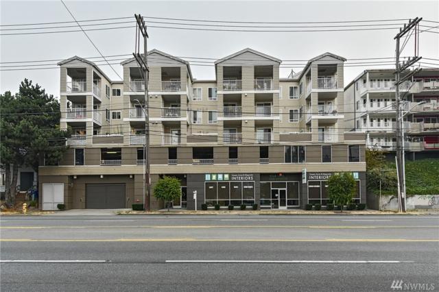 2530 15th Ave W #306, Seattle, WA 98119 (#1186958) :: Ben Kinney Real Estate Team
