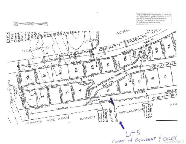 5001 Colby Ave, Everett, WA 98203 (#1187418) :: Ben Kinney Real Estate Team