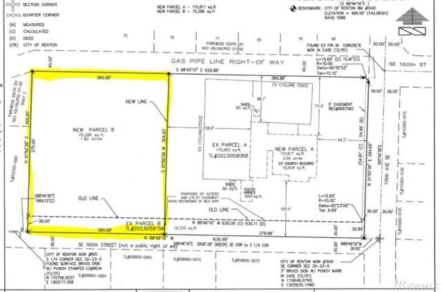16015 116th Ave SE, Renton, WA 98058 (#1187923) :: Homes on the Sound