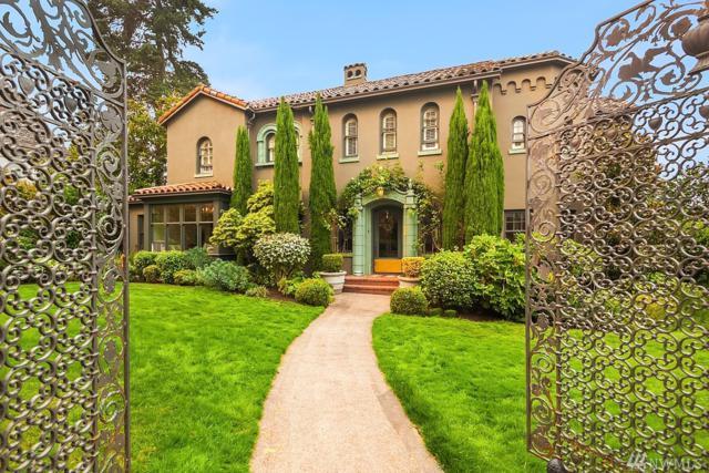 3302 E Shore Dr, Seattle, WA 98112 (#1188393) :: Ben Kinney Real Estate Team