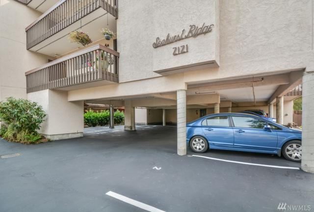 2121 SW 152nd St #201, Burien, WA 98166 (#1188686) :: Ben Kinney Real Estate Team