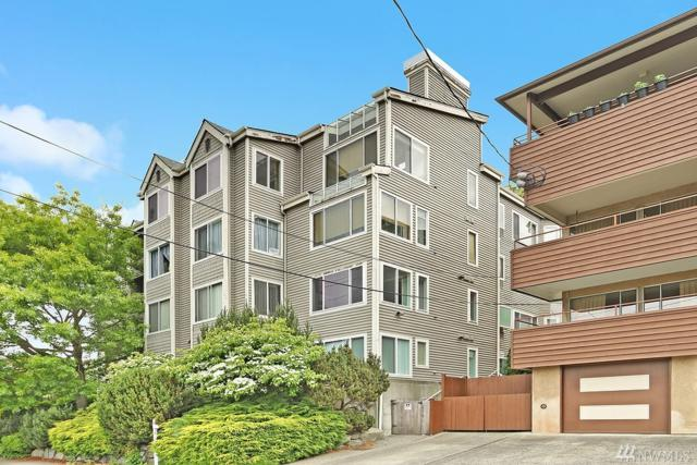 2572 14th Ave W #102, Seattle, WA 98119 (#1190466) :: Ben Kinney Real Estate Team
