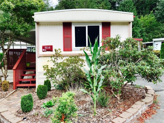 9516 315th Ave SE #11, Issaquah, WA 98027 (#1190747) :: Ben Kinney Real Estate Team