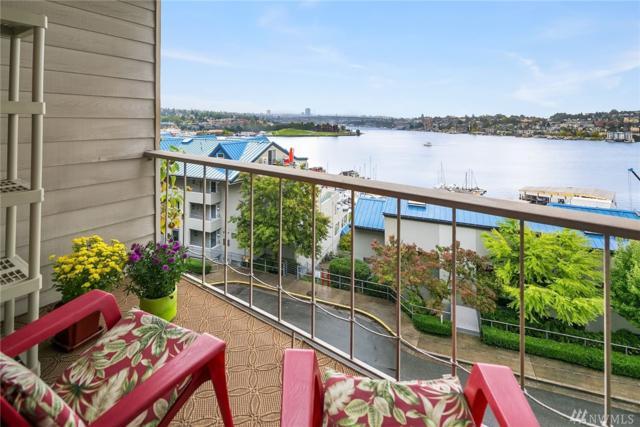2401 8th Ave N #203, Seattle, WA 98109 (#1191047) :: Ben Kinney Real Estate Team